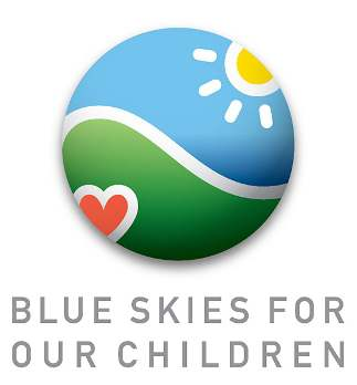 Blue skies for our children